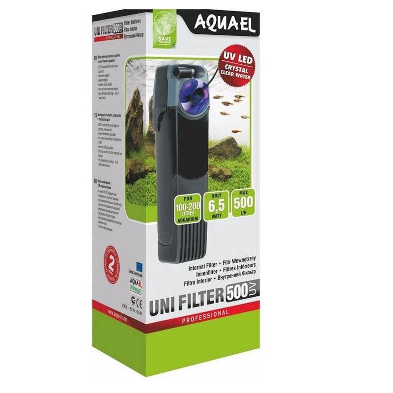 Фильтр AQUA EL UNIFILTER 500 UV для аквариума с уф-лампой
