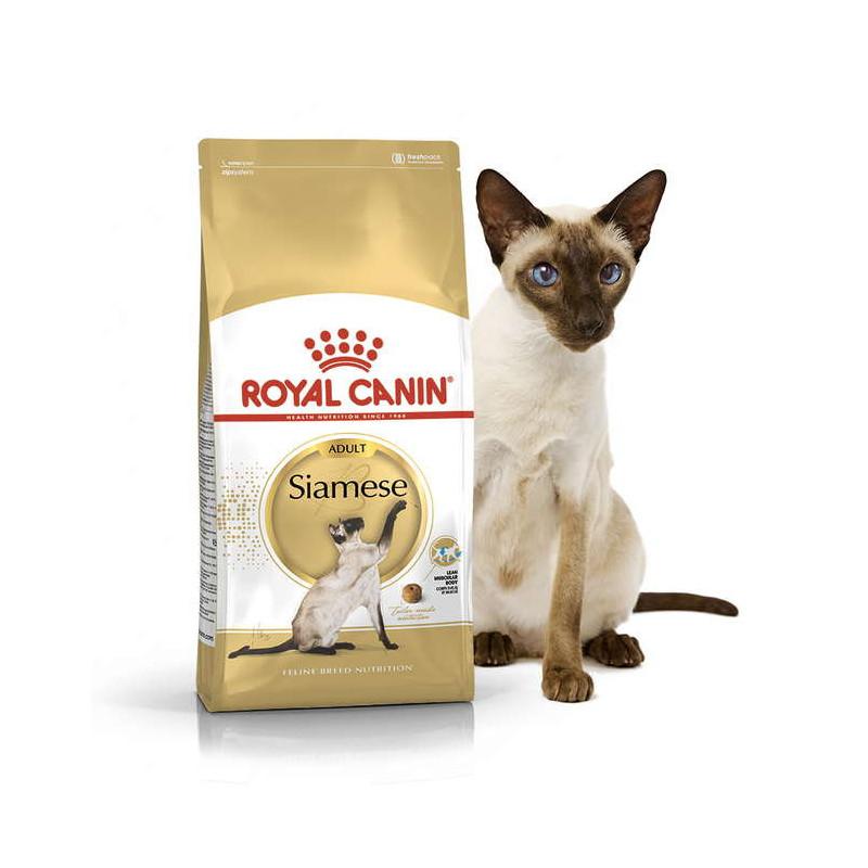 Royal Canin (Роял Канин) Siamese Adult - Сухой корм с птицей для взрослых сиамских кошек