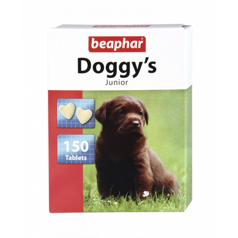 Витамины Beaphar Doggys junior and biotin для щенков