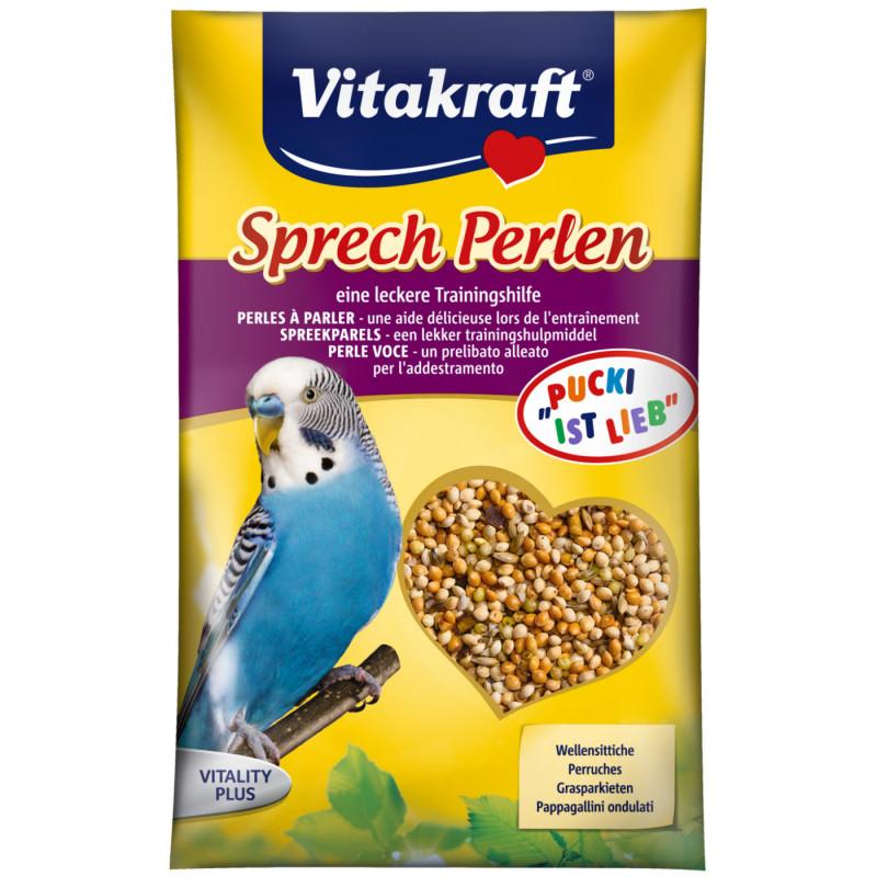 Витаминная добавка VITACRAFT SPRECH PERLEN для попугаев