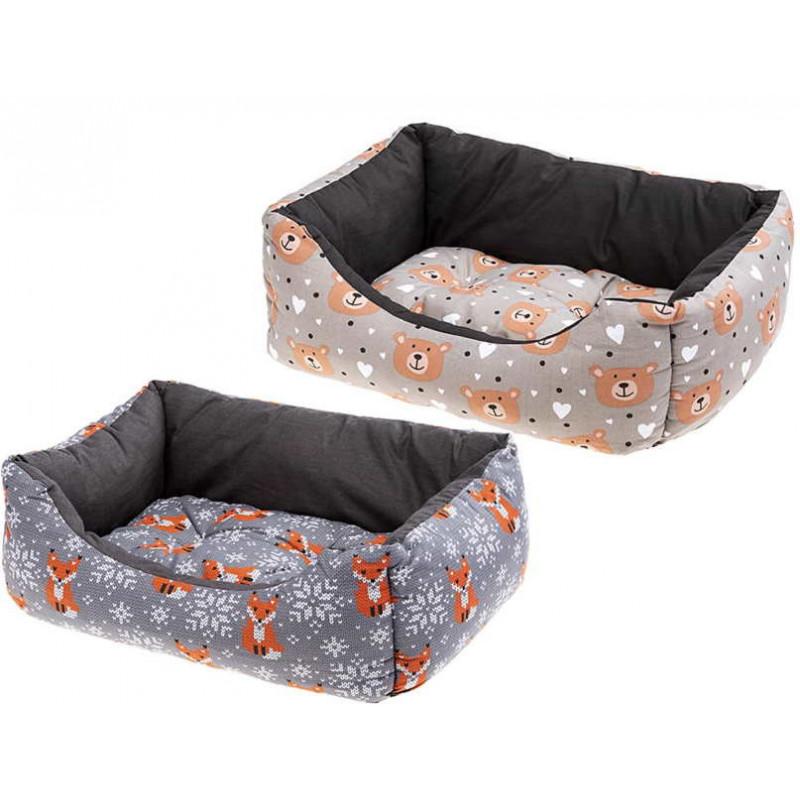 Ferplast (Ферпласт) COCCOLO - Хлопковый диван для кошек и маленьких собак