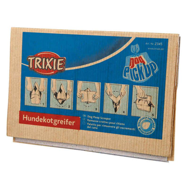 Trixie (Трикси) Одноразовые пакеты для уборки за собаками