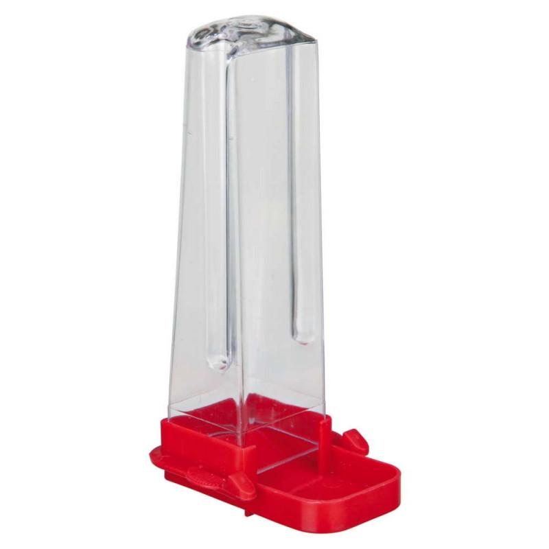 Trixie (Трикси) Water and Feed Dispenser Plastic. Поилка пластиковая для птиц, 100 мл