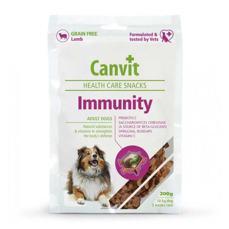 Canvit (Канвит) Immunity Snack - Полувлажное лакомство для укрепление имунитета собак