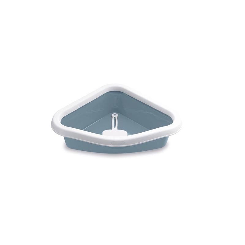 Stefsnplast (Стефанпласт) Sprint - Туалет для котов угловой, с лопаткой