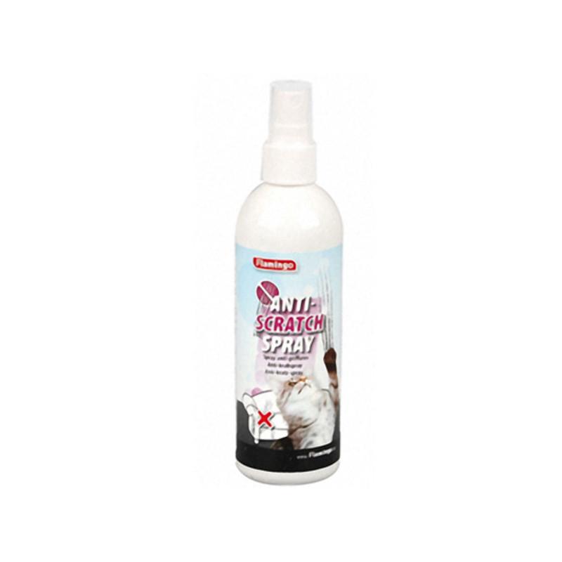 Karlie-Flamingo Anti-Scratch Spray - Защитный спрей от царапания кошек домашней утвари