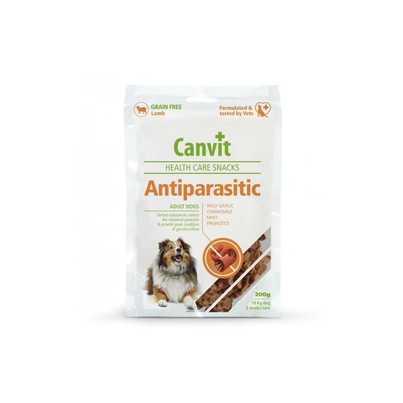 Canvit (Канвит) Antiparasitic Snack. Полувлажное лакомство
