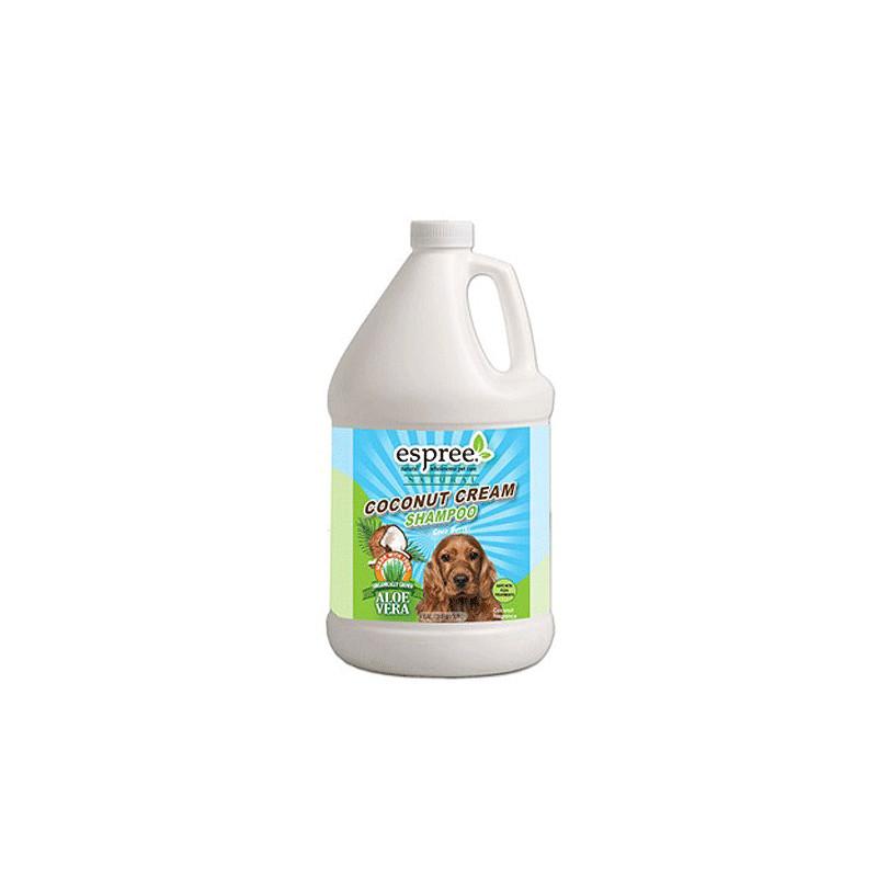 Шампунь ESPREE COCONUT CREAM для собак с сухой кожей