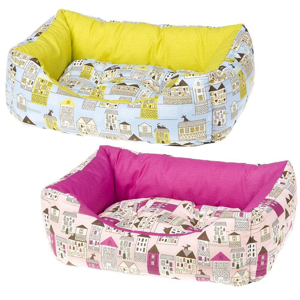 Ferplast (Ферпласт) COCCOLO - Хлопковый диван для кошек и маленьких собак - Фото 2