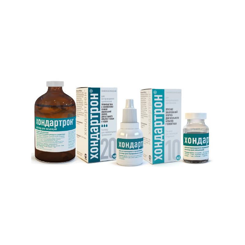 Helvet (Хелвет) Хондартрон - Гомеопатический препарат с широким спектром действия