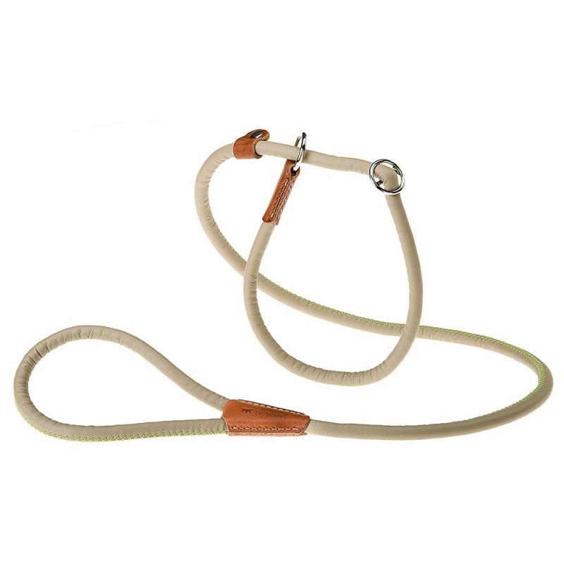Ferplast (Ферпласт) Derby GC поводок ринговка кожаный для собак