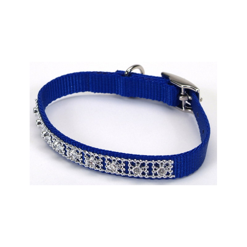 Ошейник Coastal Jeweled  для собак, 0,8смХ5-20см