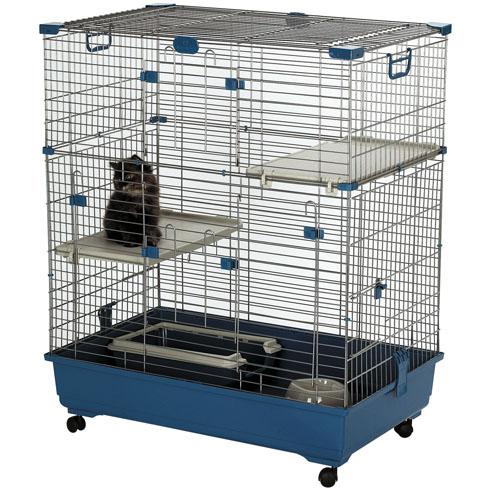 Клетка для кошек Elsa 82 С2