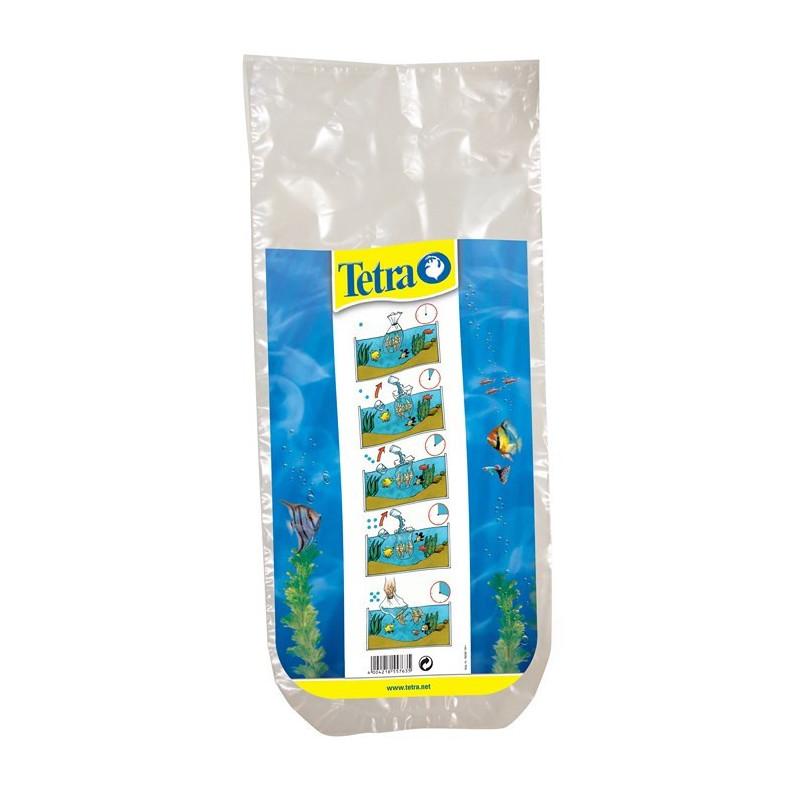Пакет TETRA для транспортировки рыб