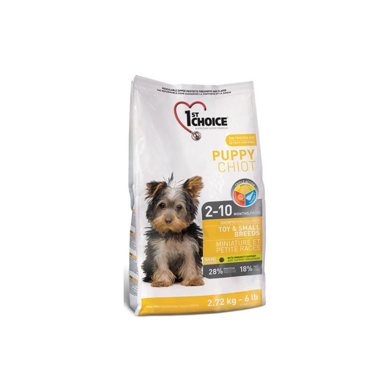 1st Choice (Фест Чойс) Puppy Small Breeds - Сухой корм с курицей для щенков мини и малых пород
