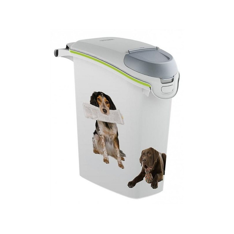 Curver PetLife FOOD BOX DOG контейнер для хранения сухого корма 10 кг