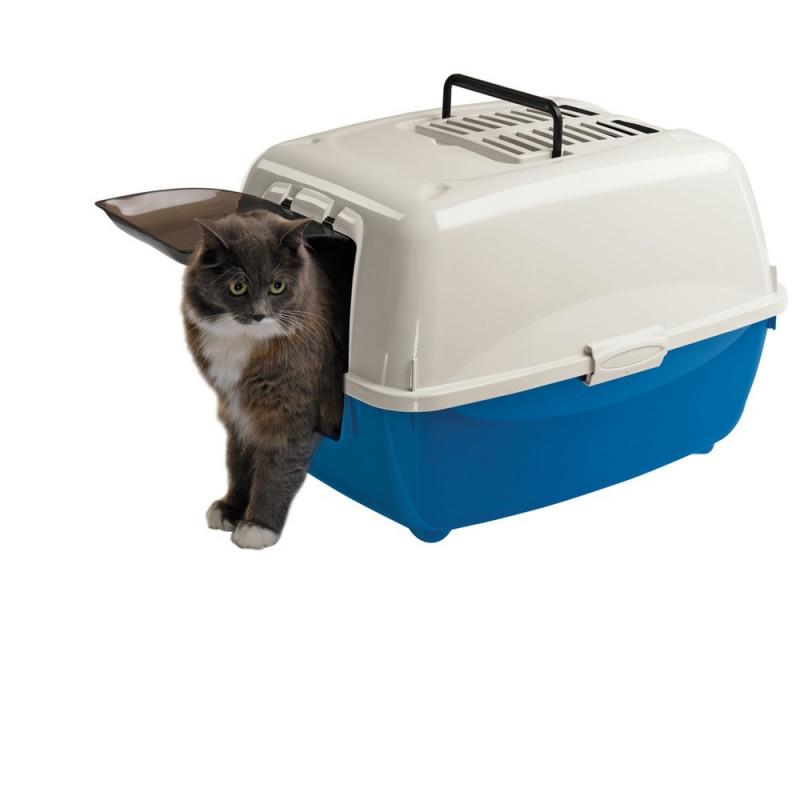 Ferplast (Ферпласт) Bella - Туалет закрытый для кошек