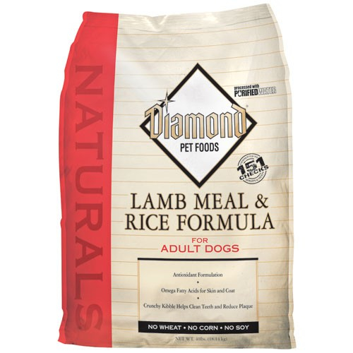 Diamond Lamb Meal and Rice Adult