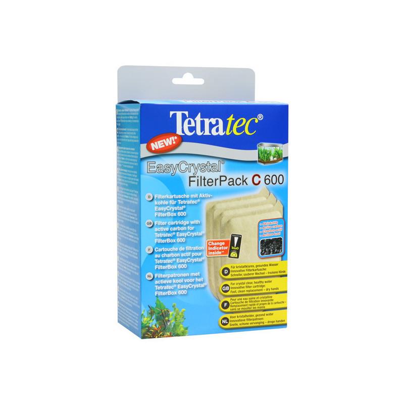 Вкладыш TETRA EASY CRYSTAL  FILTER PACK C 600 для фильтра с активированным углём