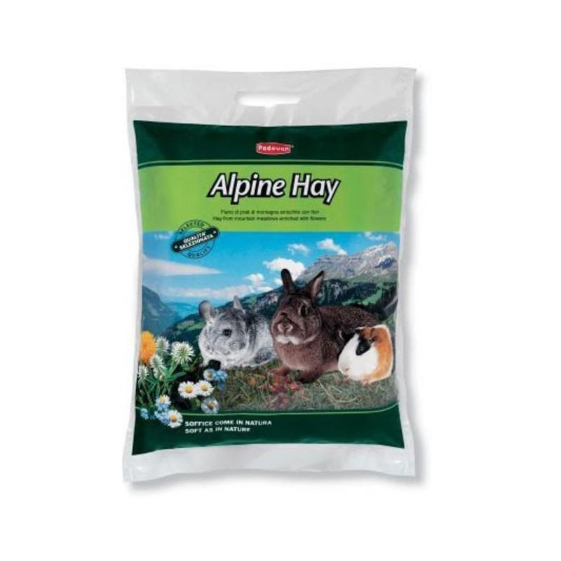 Alpine Hay Альпийское сено для грызунов