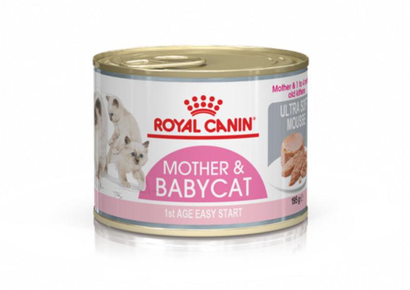 Royal Canin (Роял Канин) Babycat Instinctive - Консервированный корм для котят с момента отъема до 4 месяцев