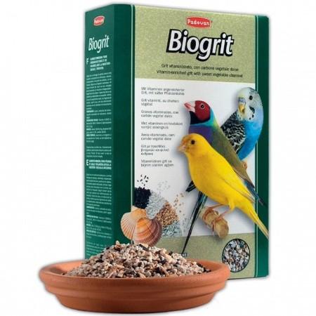 Biogrit минеральный подкорм для экзотических птиц