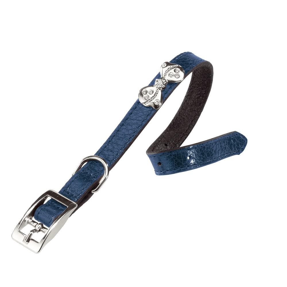 Ferplast (Ферпласт) Moda C кожаный ошейник для собак