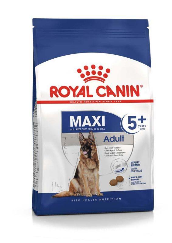 Royal Canin Maxi Adult 5 для собак старше 5 лет