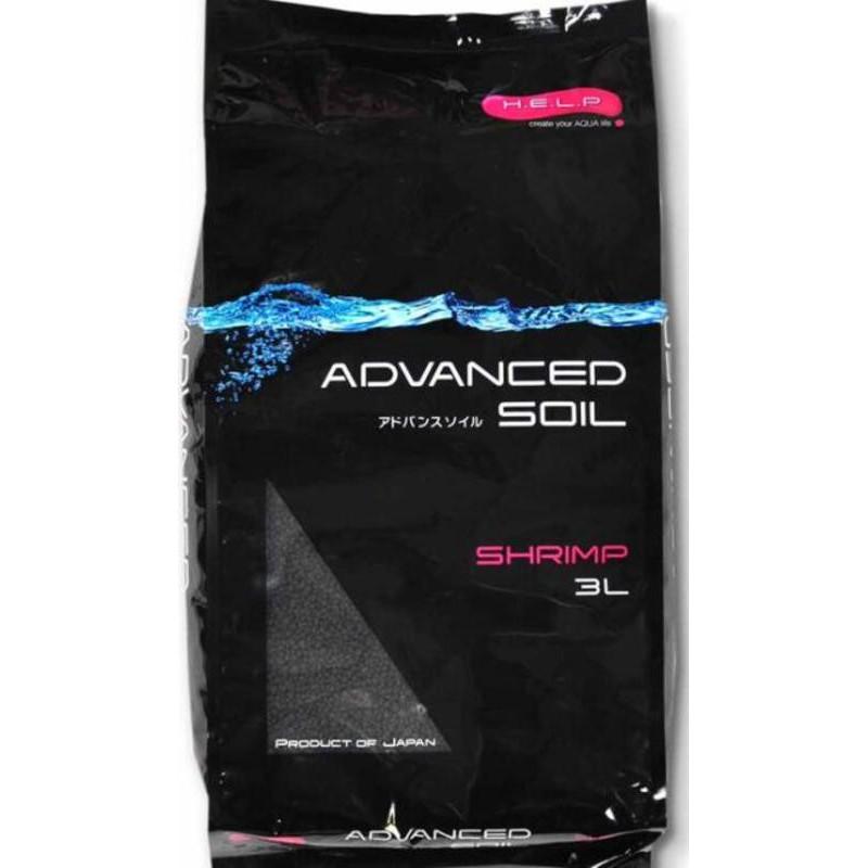 Грунт AQUA EL ADVANCED SOIL SHRIMP для аквариумных растений