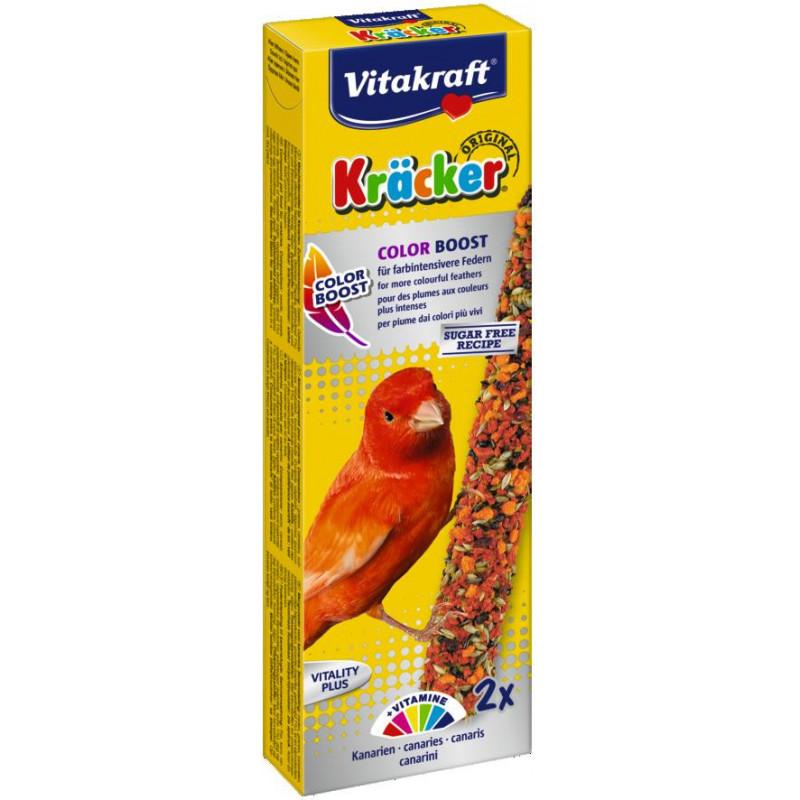 Крекер VITACRAFT для канареек с паприкой для улучшения окраса