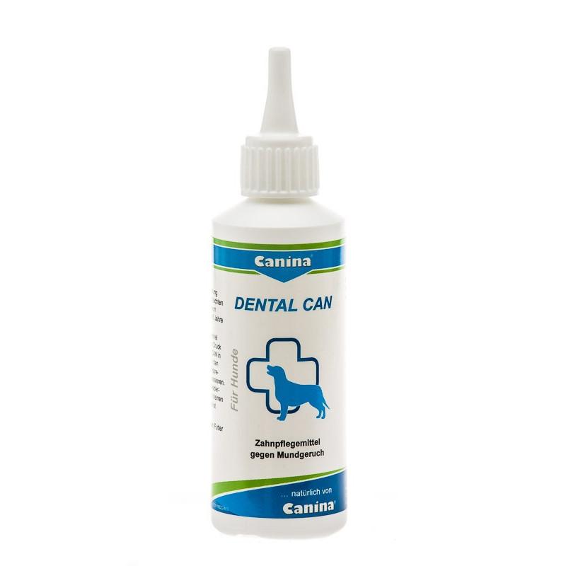 Canina (Канина) Dental Can - средство для ухода за зубами и пастью собак