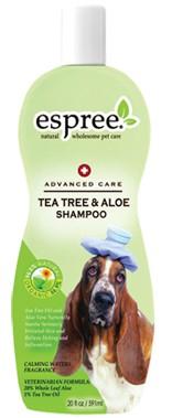 ESPREE (Эспри) Tea Tree & Aloe Shampoo - Шампунь с маслом чайного дерева и алоэ вера, при сухости кожи для собак - Фото 3
