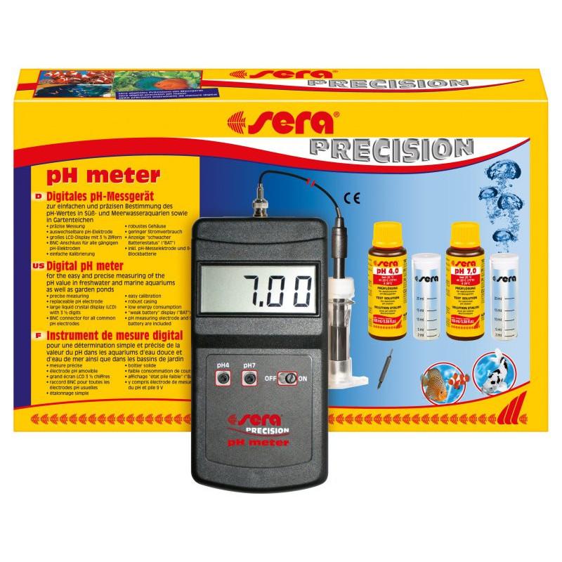 Прибор SERA PH METER для определения уровня ph в воде