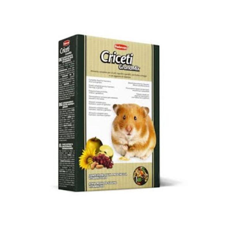 GrandMix criceti корм для мелких грызунов
