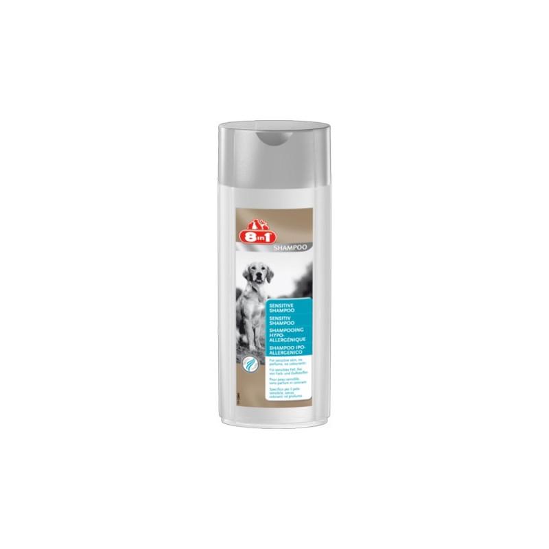 8in1 Sensitive шампунь для собак с чувствительной кожей