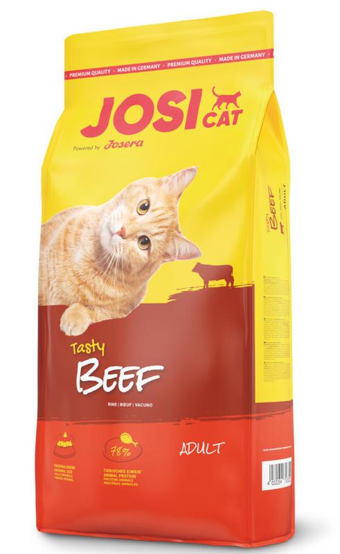 JosiCat (ЙозиКэт) by Josera Tasty Beef - Сухой корм с говядиной для котов