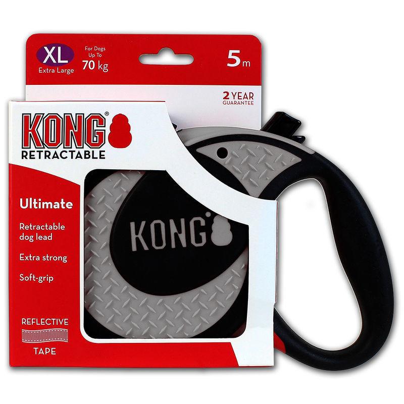 Рулетка KONG Ultimate XL для  особо крупных пород собак