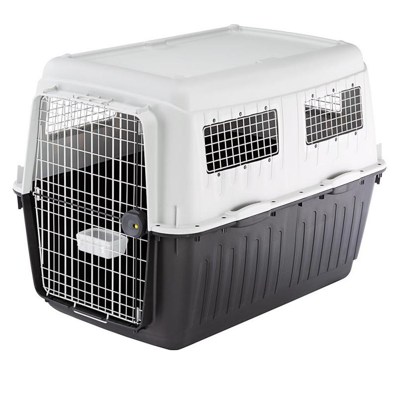 Ferplast (Ферпласт) Atlas 80 Professional - Переноска для путешествий для средних и крупных собак