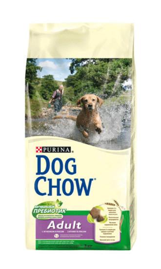 Dog Chow (Дог чау) мясной коктейль