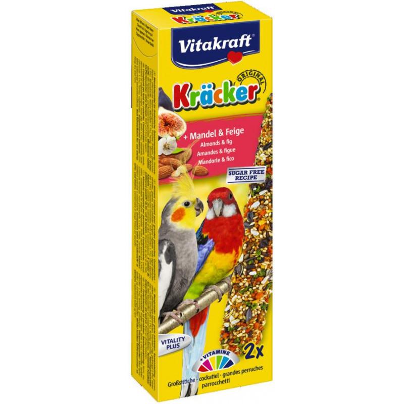 Крекер VITACRAFT для австралийских попугаев с фруктами