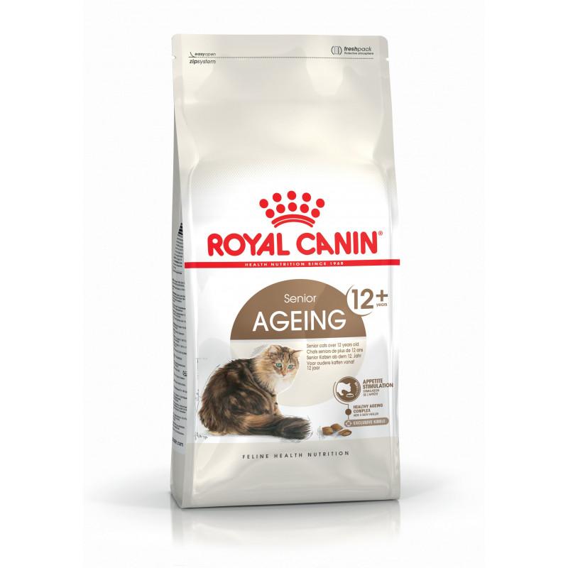 Royal Canin (Роял Канин) Ageing 12 - Сухой корм с птицей для стареющих котов