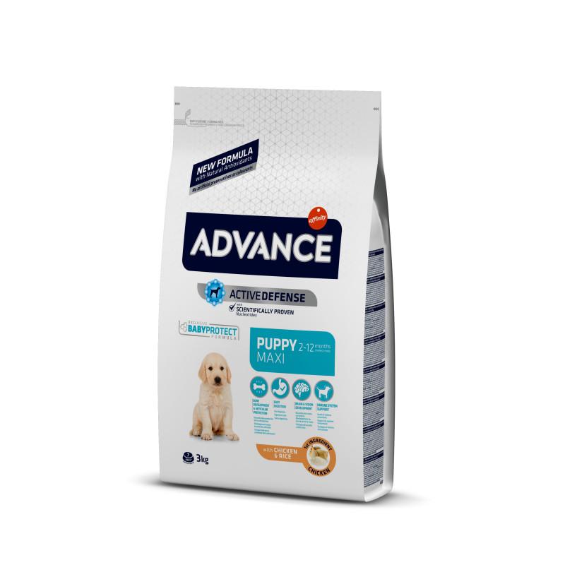 Advance (Эдванс) Dog Maxi Puppy Корм для щенков крупных пород