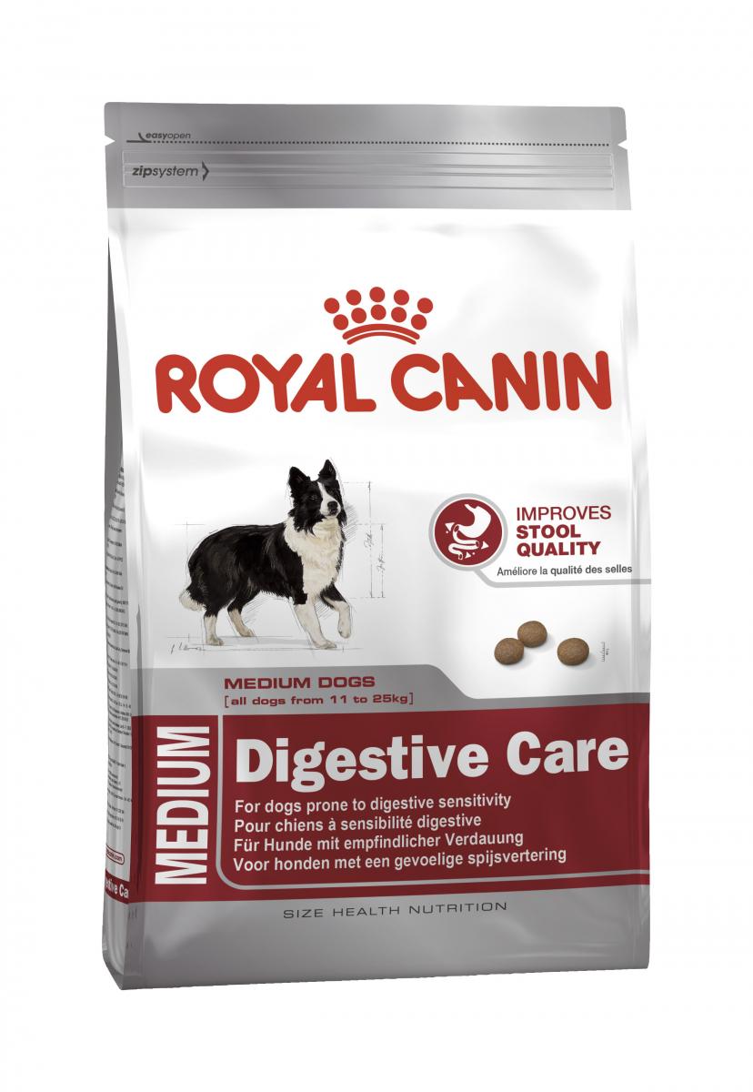Royal Canin Medium Digestive Care чувствительная пищеварительная система - Фото 4