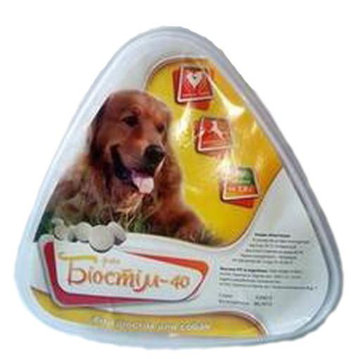 Фито Биостим 40 Белковая витаминно-минеральная добавка для собак - Фото 2