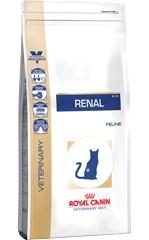 Royal Canin (Роял Канин) Renal RF23 Feline - Ветеринарная диета для кошек с заболеваниями почек - Фото 2