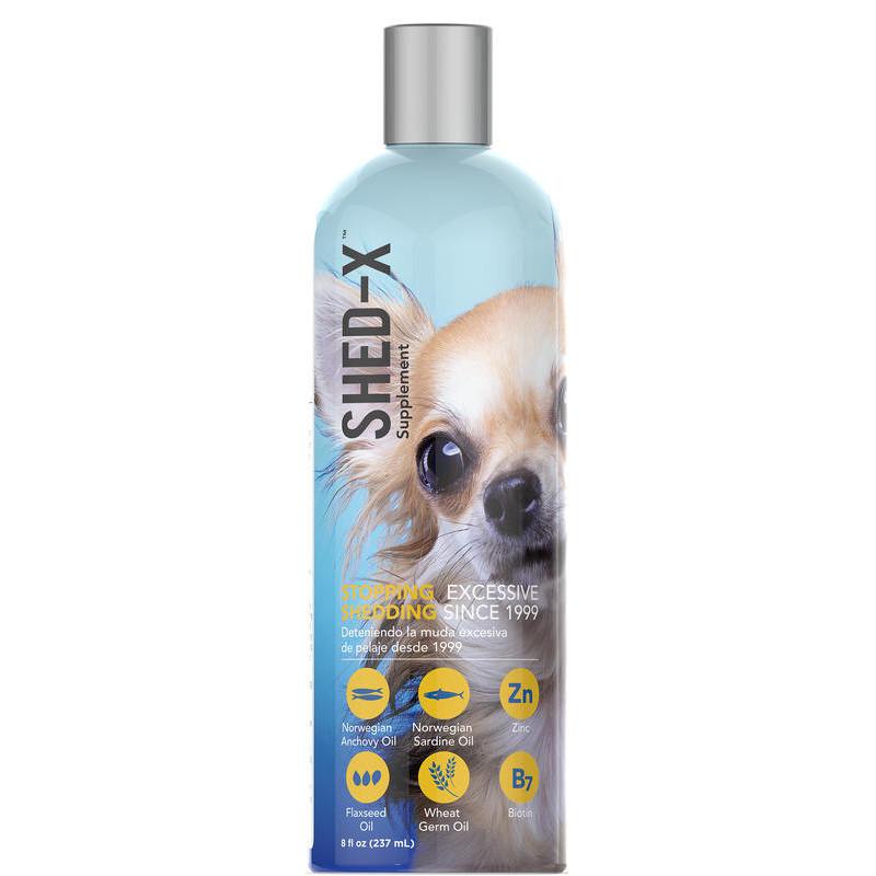 SynergyLabs (СинерджиЛаб) Shed-X Dog - Витаминная добавка для cобак, которая способствует уменьшению линьки