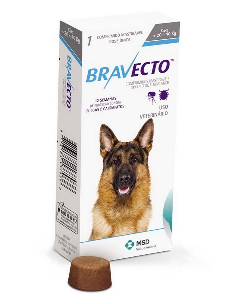 Bravecto (Бравекто) by MSD Animal Health - Противопаразитарные жевательные таблетки от блох и клещей для собак (1 таблетка) - Фото 7