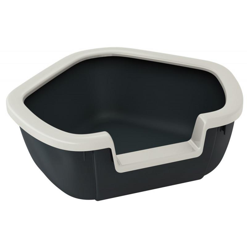 Ferplast (Ферпласт) Dama - Туалет угловой для котов