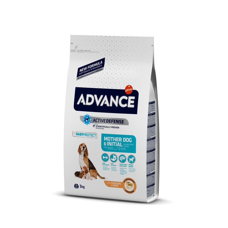 Advance (Эдванс) Mother Dog & Initial Корм для щенков, беременных и кормящих матерей