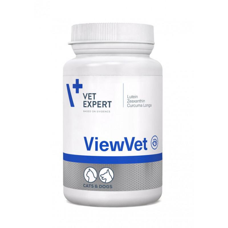 VetExpert (ВетЭксперт) ViewVet - ВьюВет капсулы для поддержания здоровья глаз